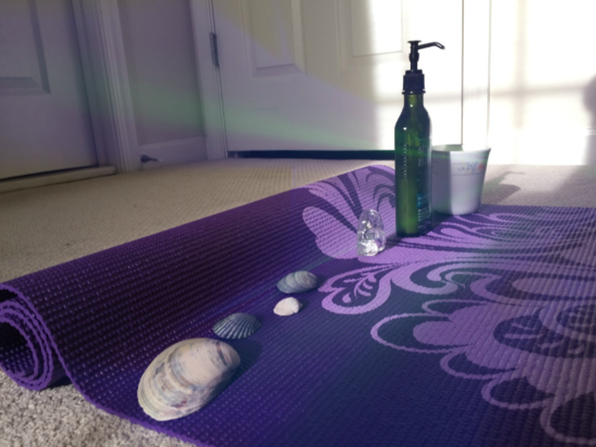 Add in some of your favorite items to give a boost to your meditation!