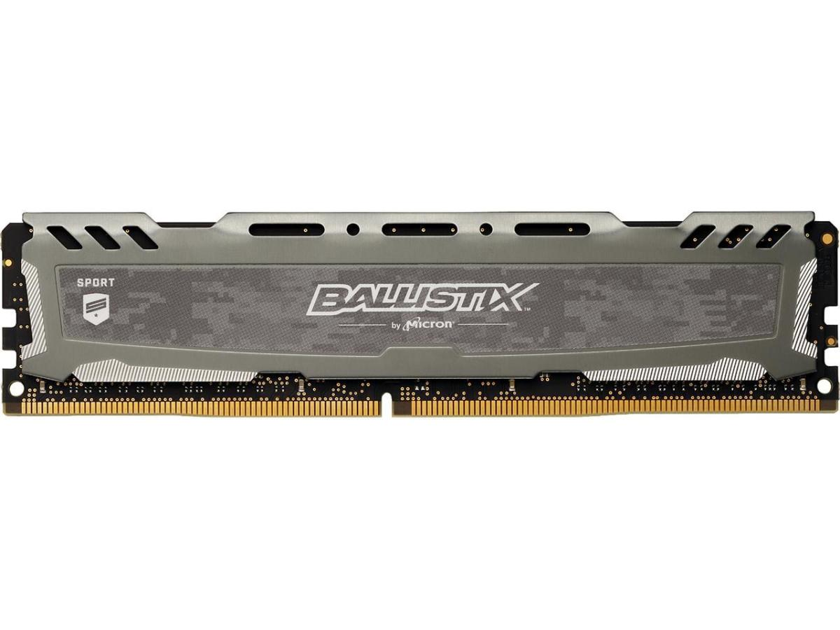 Crucial Ballistix Sport LT and Corsair Vengeance LPX RAM Review