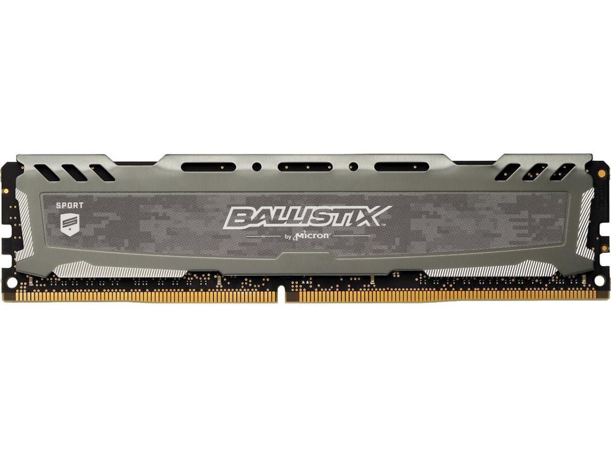 Crucial Ballistix Sport LT 2400mhz DDR4 RAM