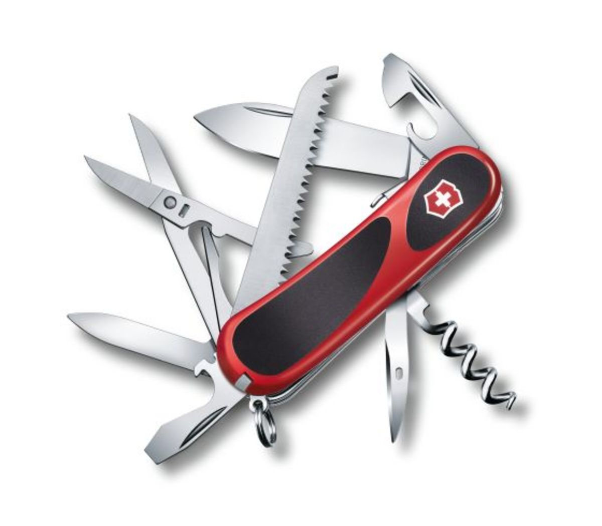 Victorinox Delemont Evolution Grip S17: The Perfect EDC Swiss Army Knife
