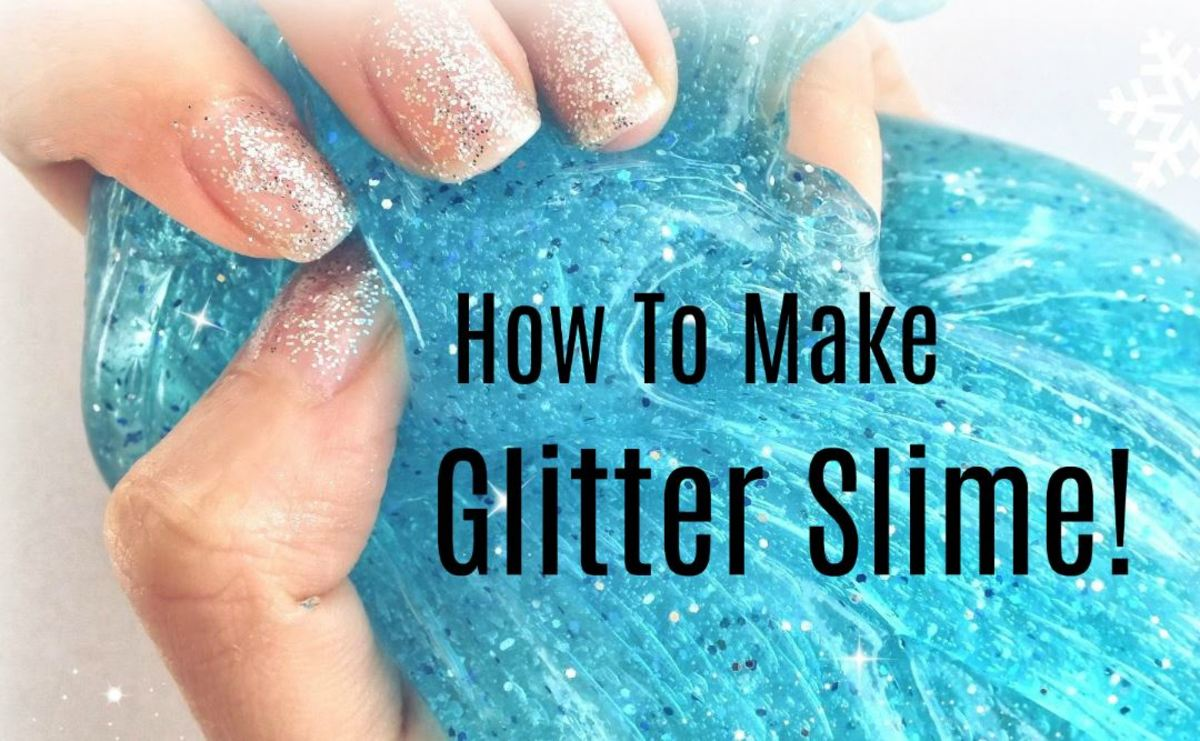 how-to-make-glitter-slime