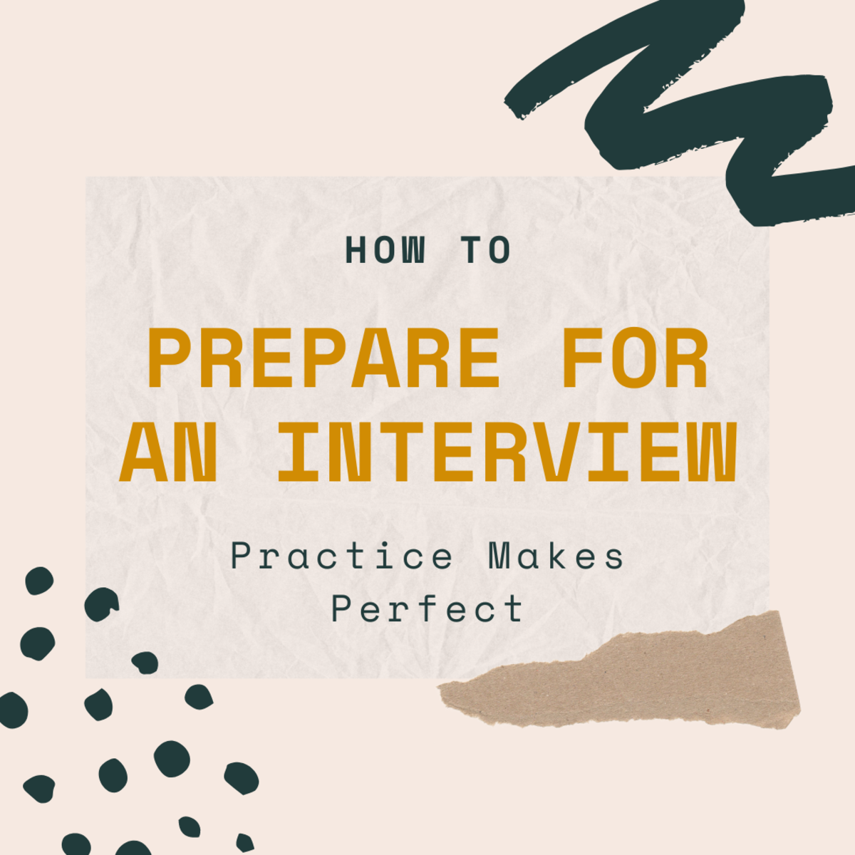 When Interviews Become Easy:  Practice Makes Perfect