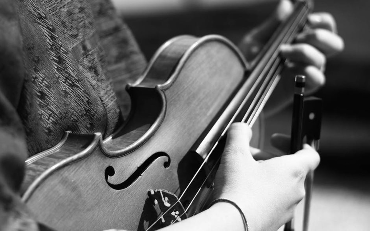 A Guide to Violin Etudes and Studies