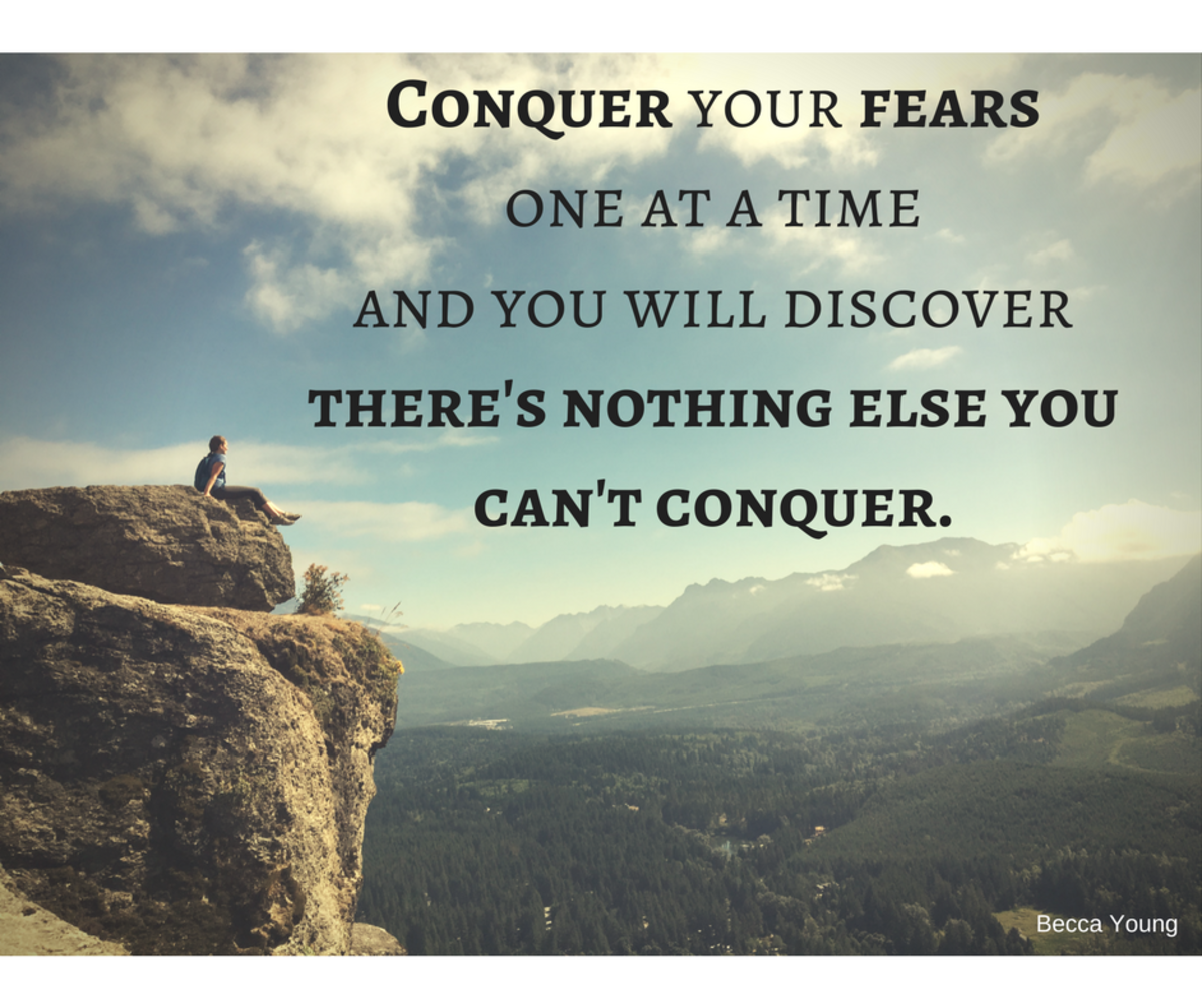 The Simple Secret to Gaining Confidence and Achieving Your Dreams: Conquering Your Fears One at a Time