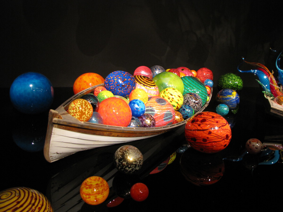 Chihuly Garden And Gl Museum