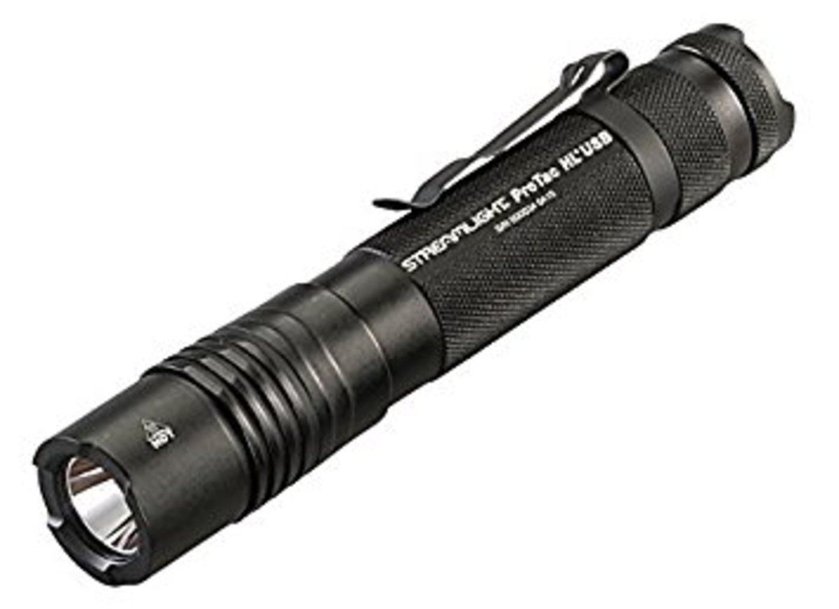 Streamlight ProTac HL USB: Tactical Light Awesomeness