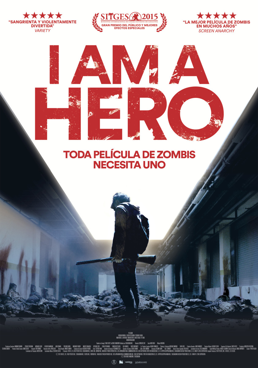 Movie Review- 'I Am A Hero.' A Japanese Zombie Triumph