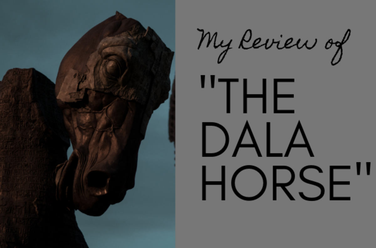 "My review of ""The Dala Horse."""