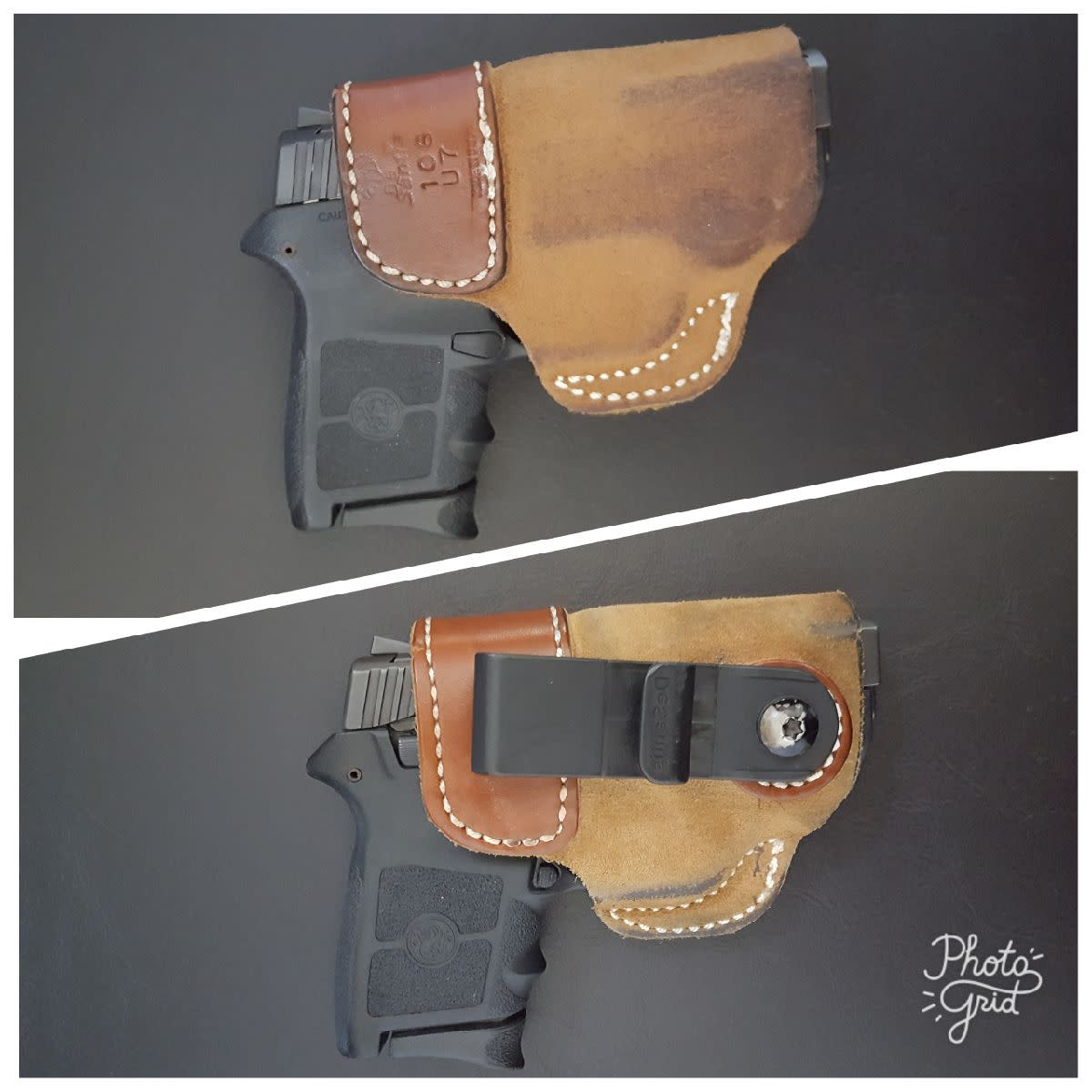 DeSantis Gunhide Sof-Tuck: Perfect IWB Carry For Your Favorite Pocket Pistol
