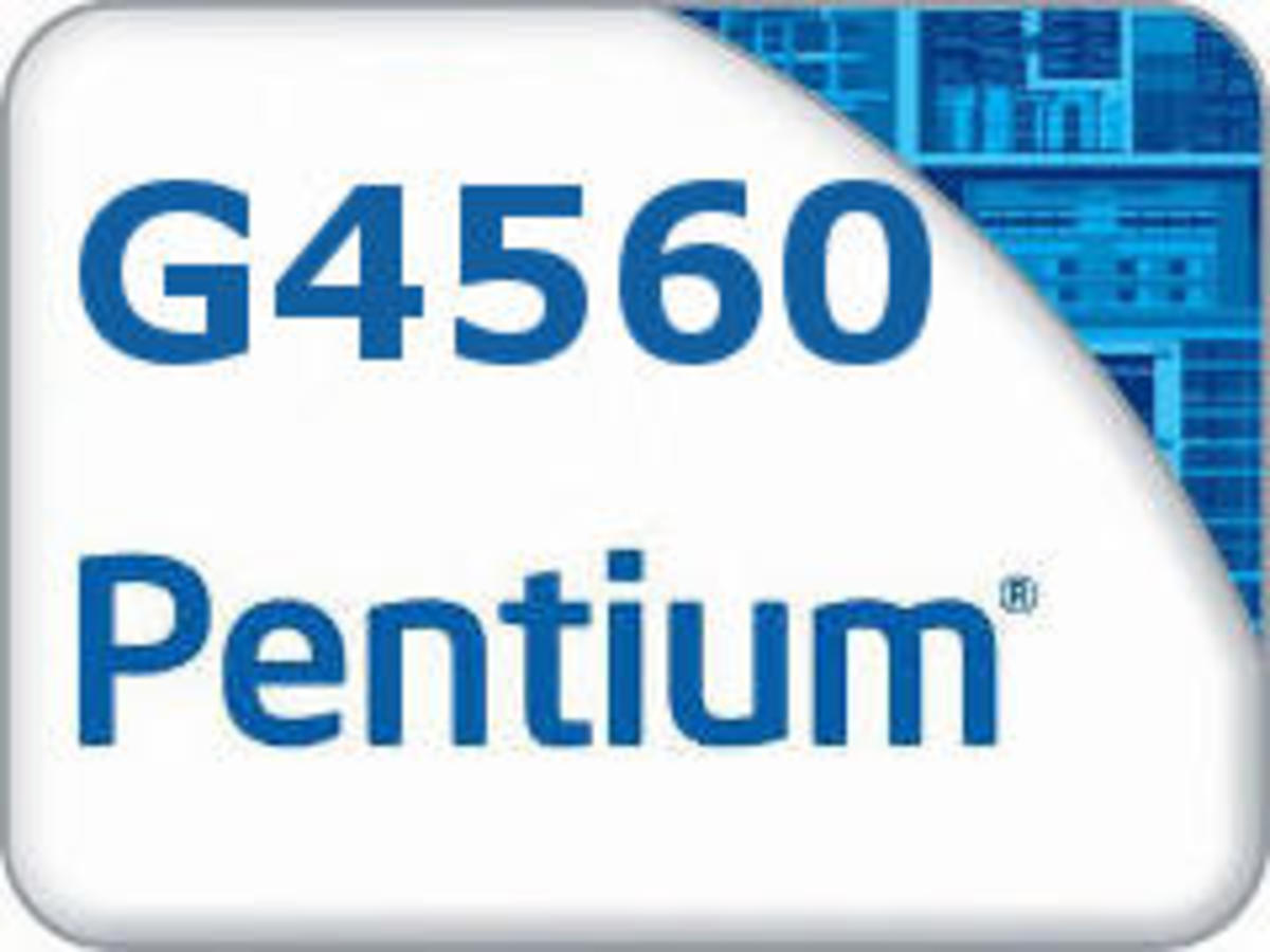 Pentium G4560 Review and Benchmark Data