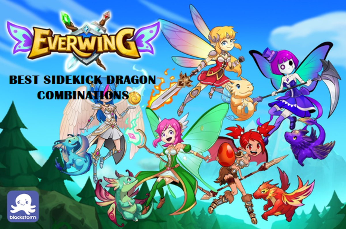 EverWing: Best Sidekick Dragon Combinations