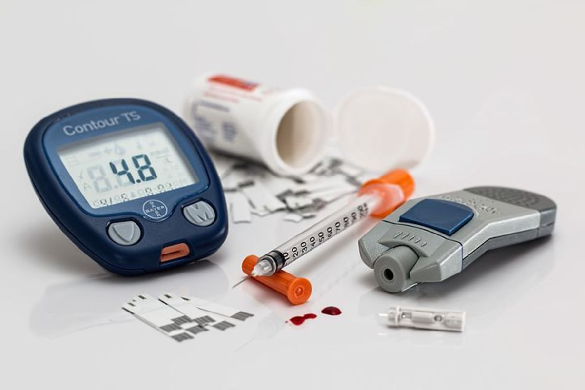 Testing daily and taking medications on a daily basis is the life of a diabetic.  Testing daily is used as an aid to control sugar levels