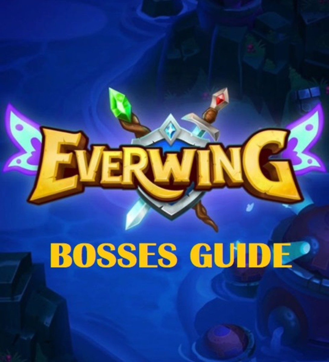 EverWing: Bosses Guide