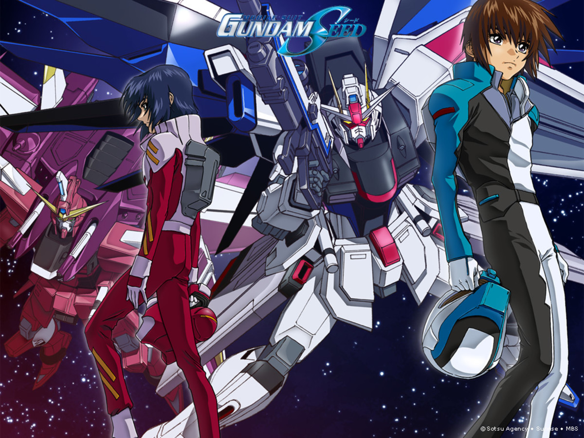 Anime Analysis & Review: 'Mobile Suit Gundam SEED'/'SEED Destiny