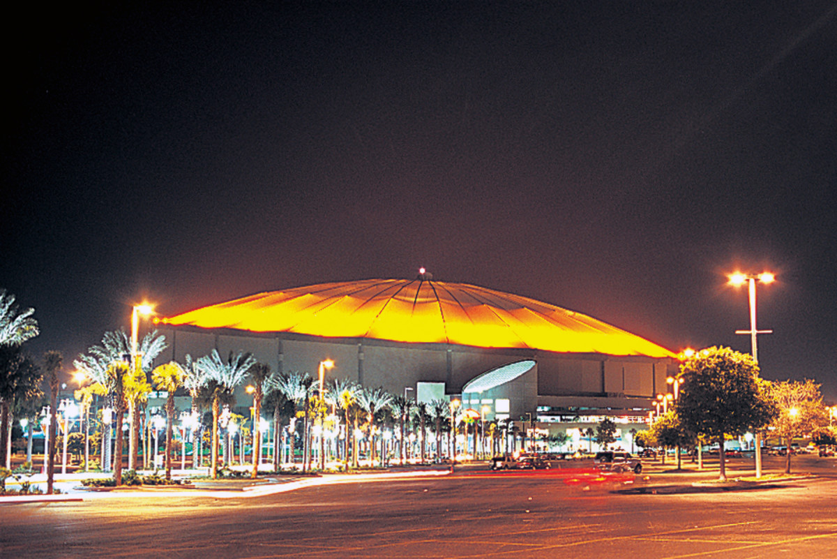 Tropicana Field (Tampa Bay Rays)