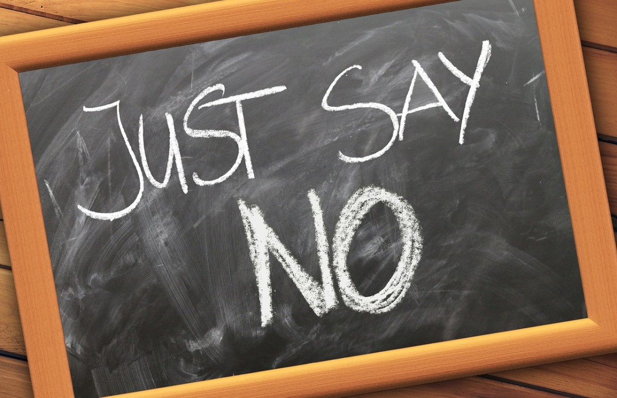 How to Say No and Not Feel Guilty About It