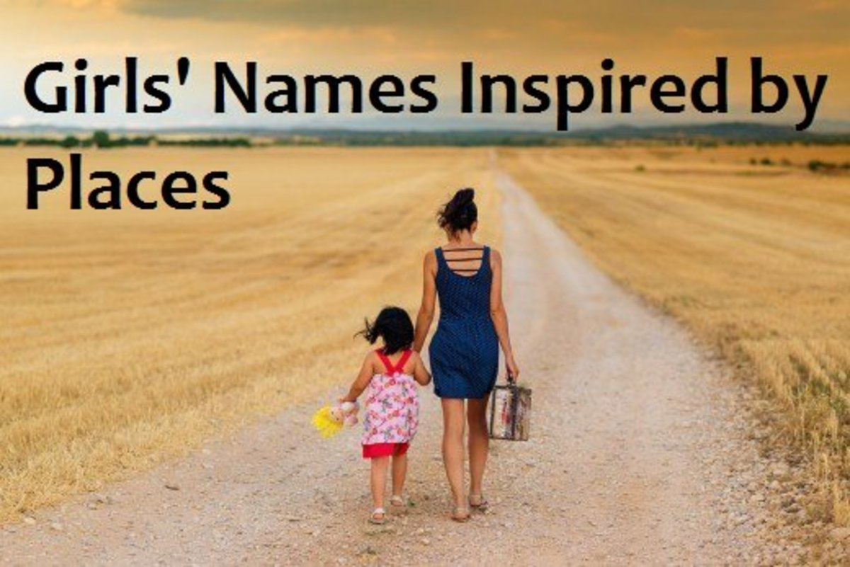 Oh, the Places They'll Go: Baby Names Inspired by Geography
