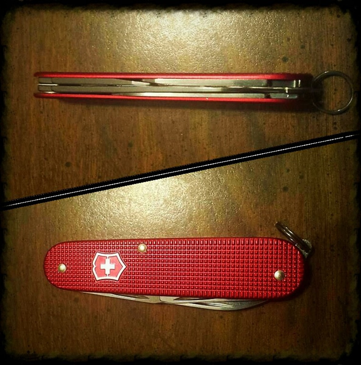 Victorinox Cadet The Minimalist S Swiss Army Knife