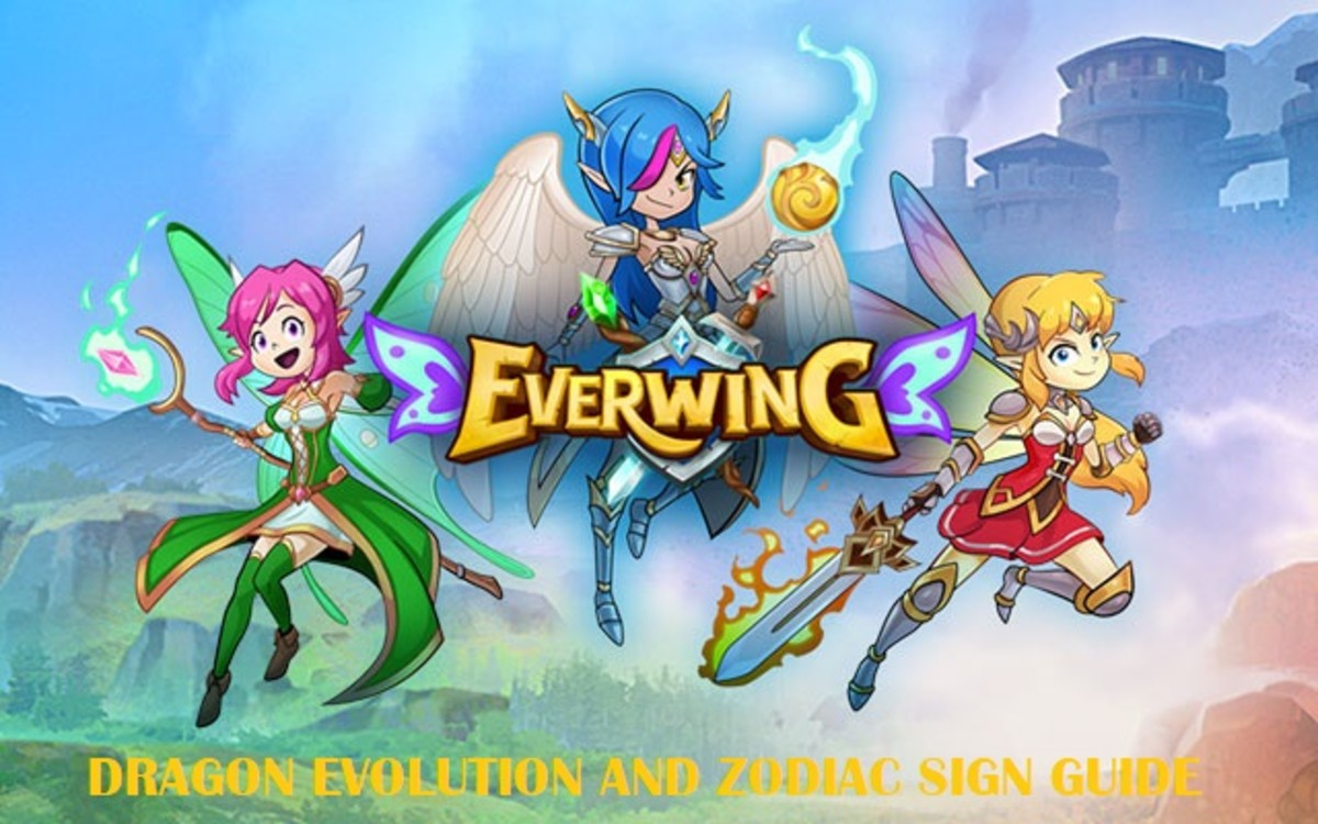 Everwing Dragon Evolution and Zodiac Symbol Guide