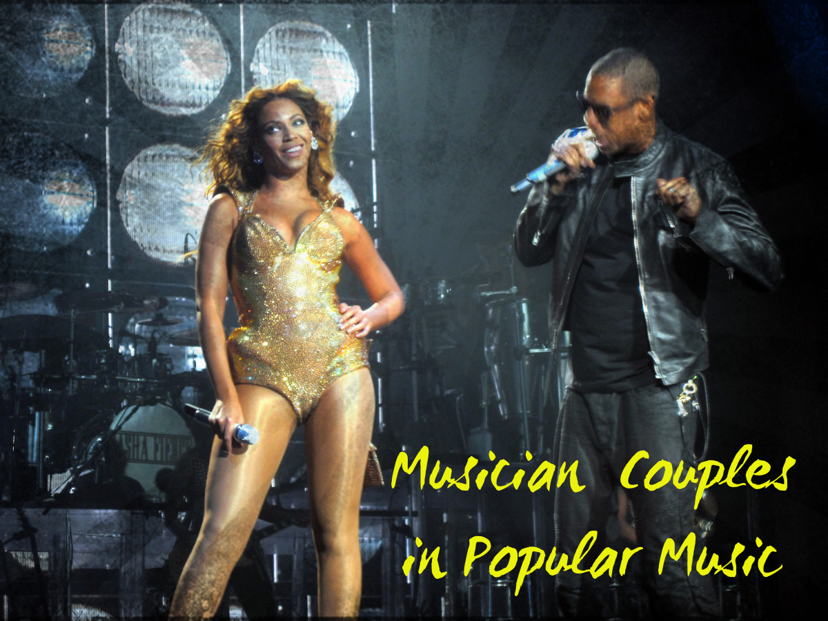 43 Musician Couples in Popular Music