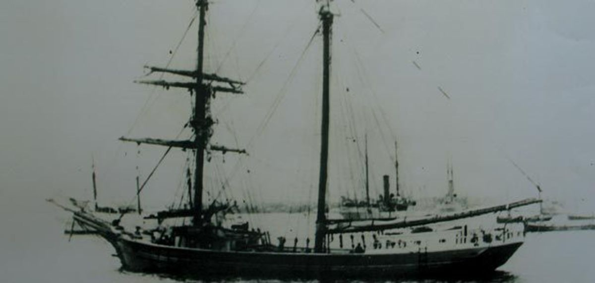 Whatever Happened to the Mary Celeste Ghostship?