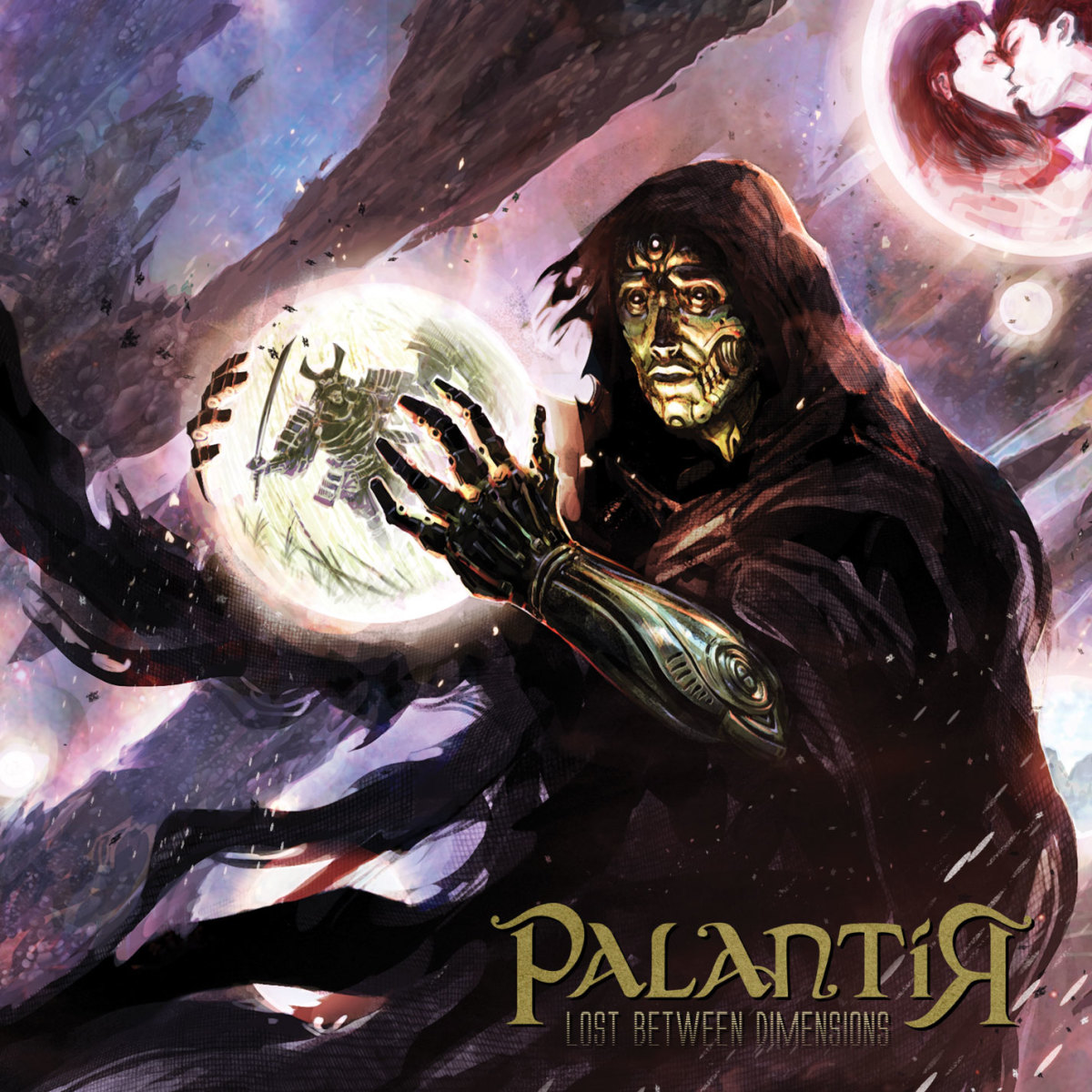 "Palantir ""Lost Between Dimensions"" (2017) Album Review"