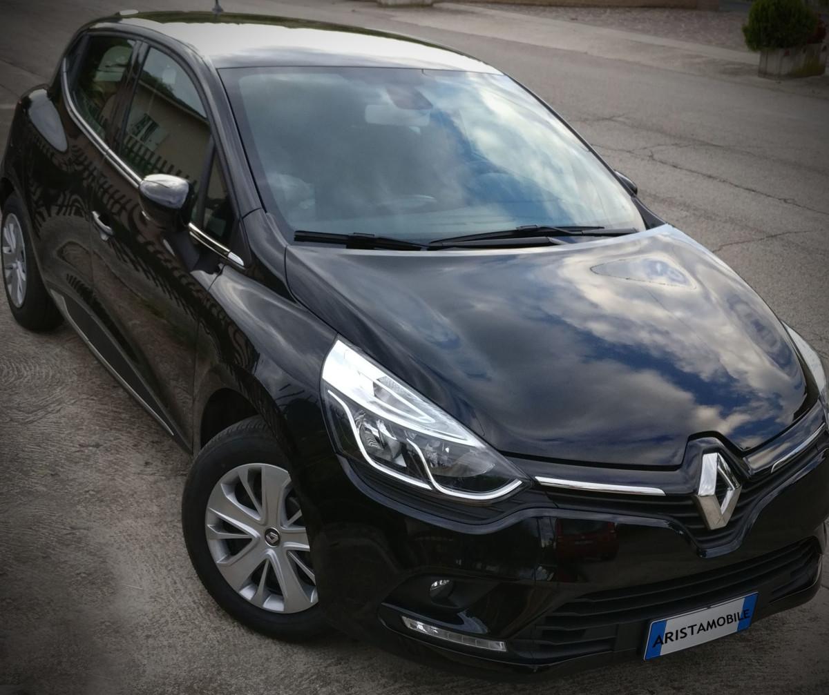 My new Renault Clio 0.9 TCe LPG