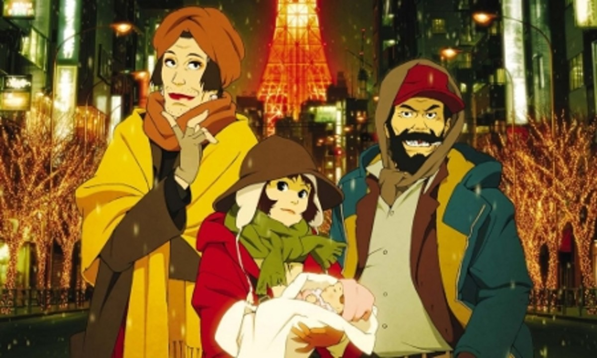 Film Review: Tokyo Godfathers