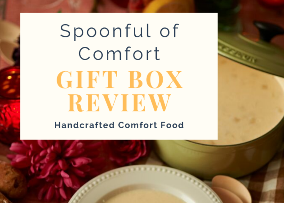 """My Experience With the """"Spoonful of Comfort"""" Lovely Gift Box"""