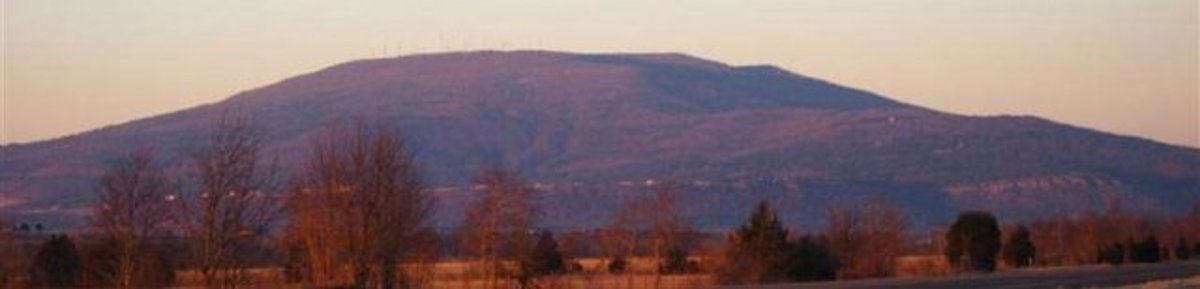 Cavanal Hill Historic Trail