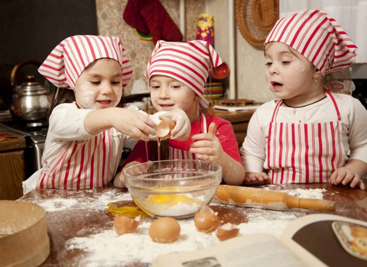A Teacher's Guide to Teaching Children How to Cook