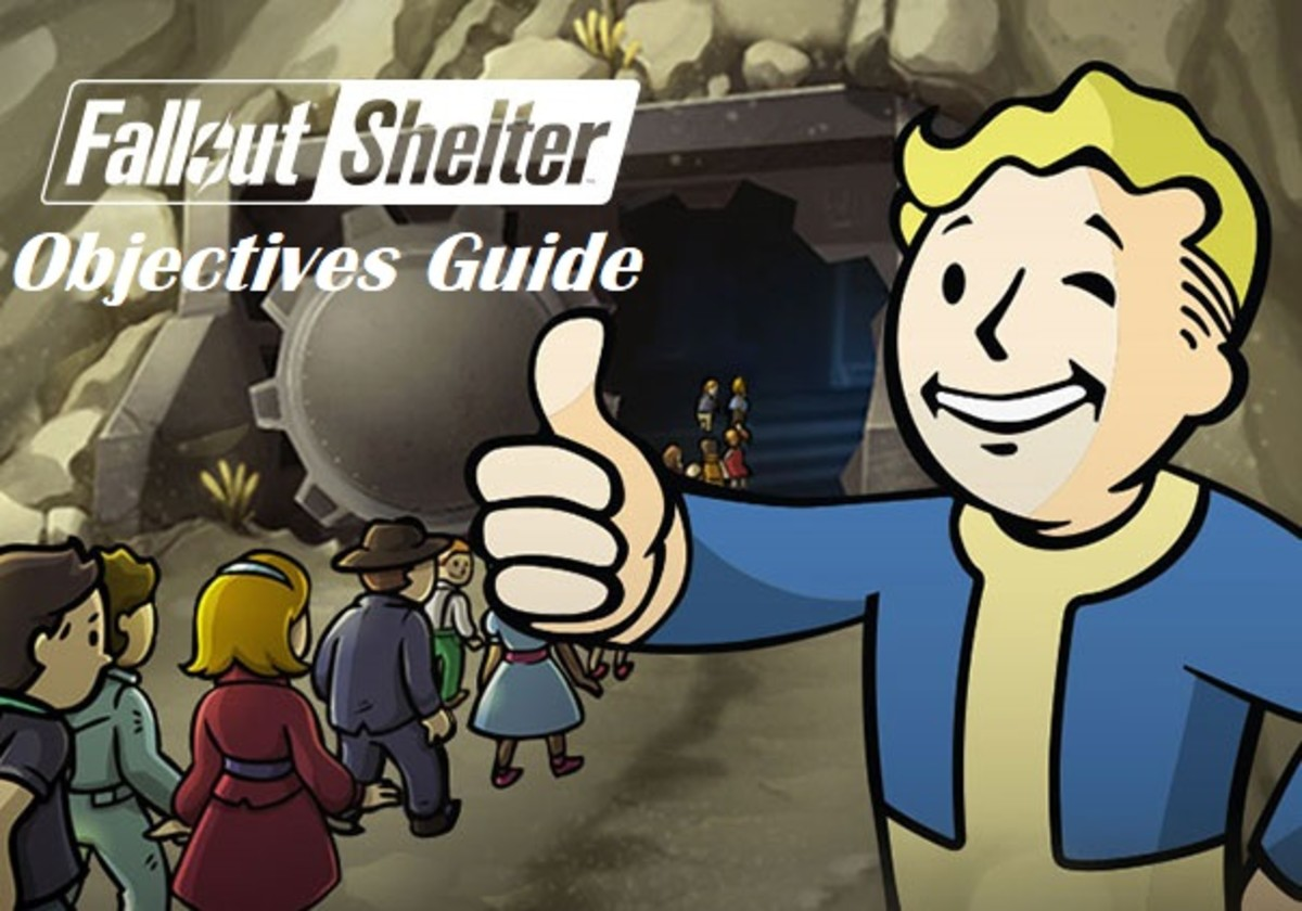 Fallout Shelter: Objectives Guide