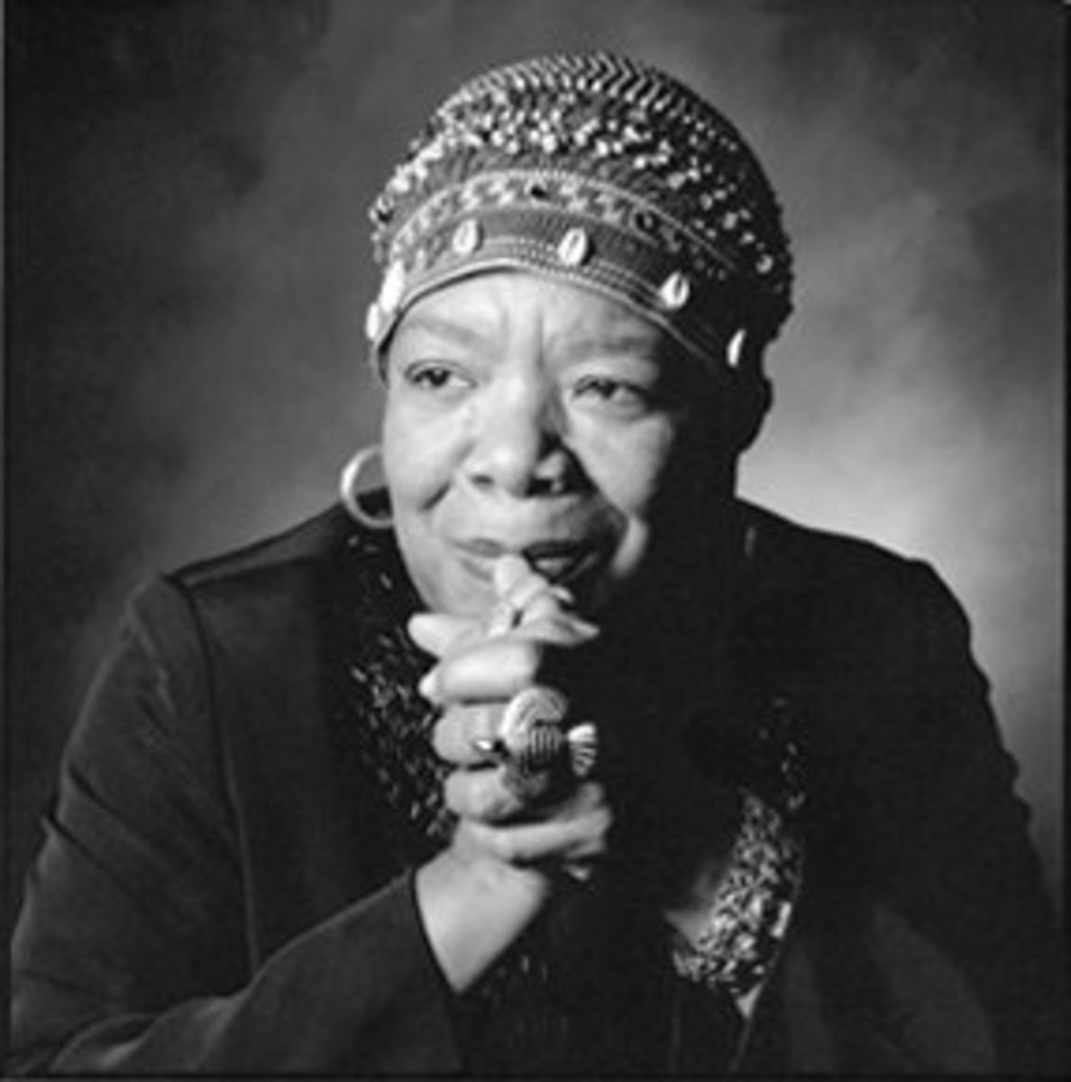 what type of poem is phenomenal woman by maya angelou