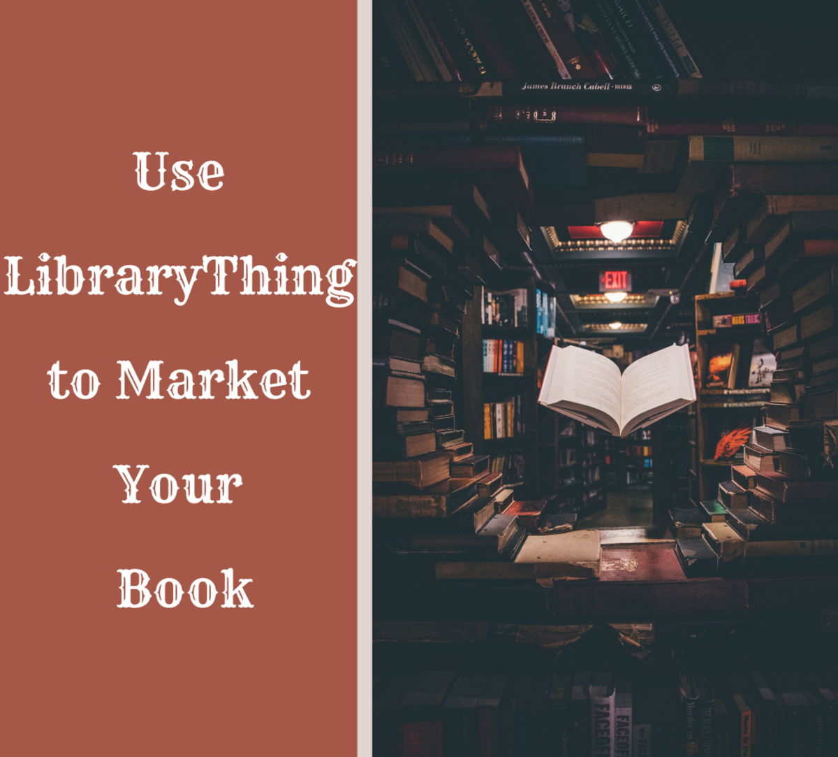 Use LibraryThing to Market Your Book