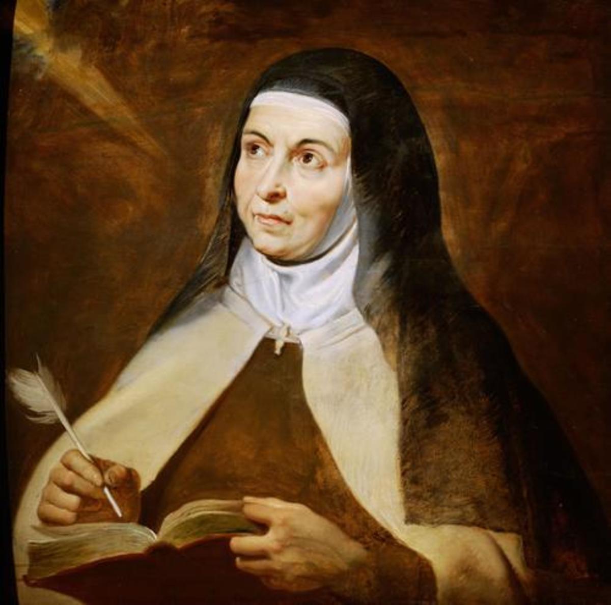 Saint Teresa of Ávila