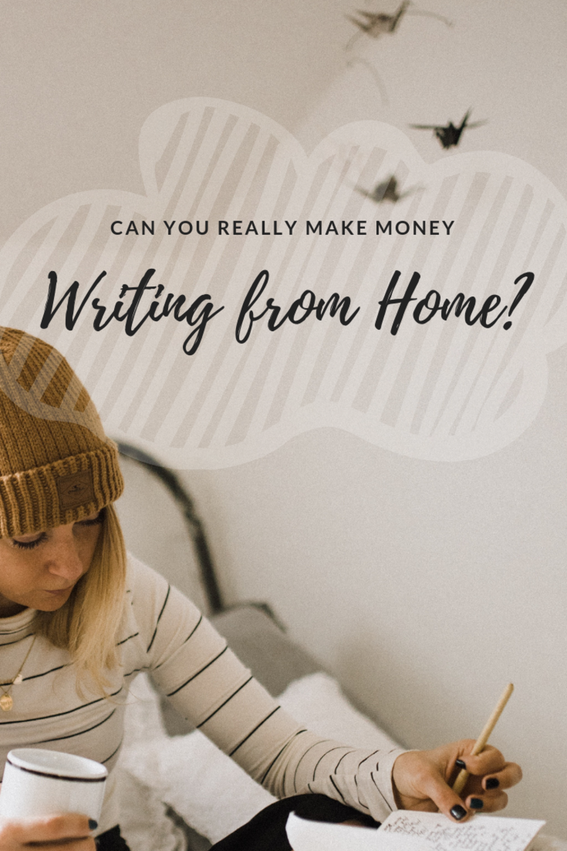 Can You Really Make Money Writing Online? How I Make Money on HubPages