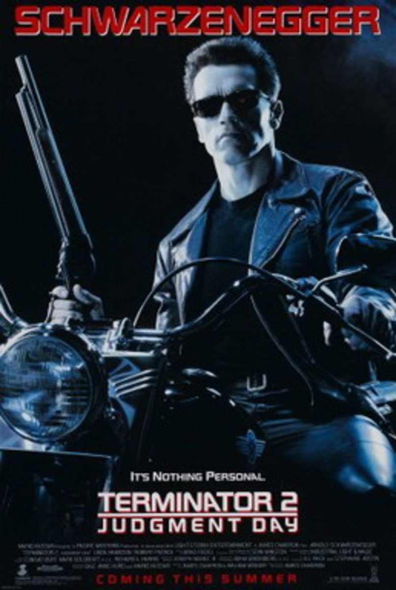 Retro Review: 'Terminator 2: Judgment Day'