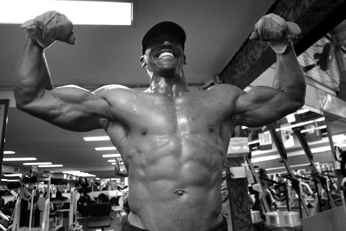 A Guide to Bodybuilding Posing