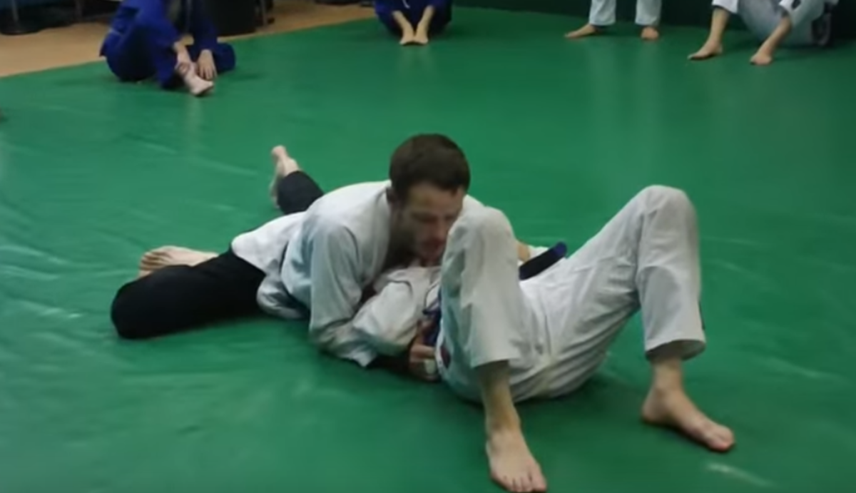 How to Attack From North/South in BJJ