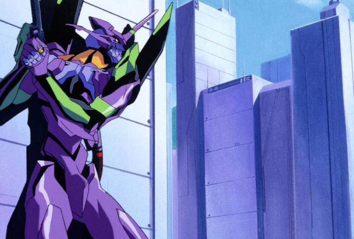 Why the EVA Unit Is a Terrible Mecha