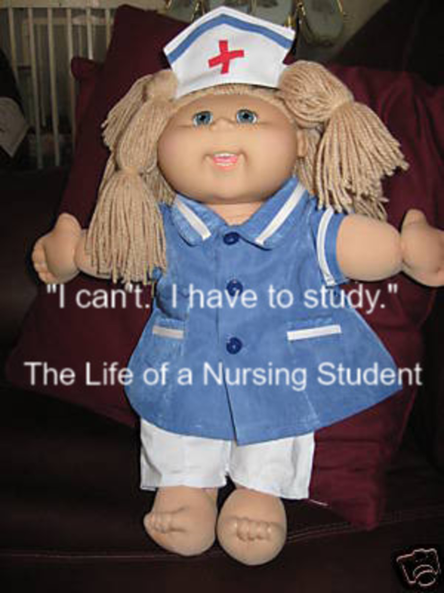 My Diploma of Nursing School Experience