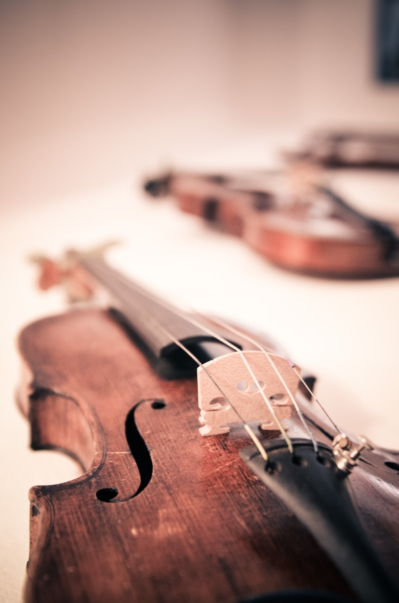 Music for Two, Three, and Four Violins