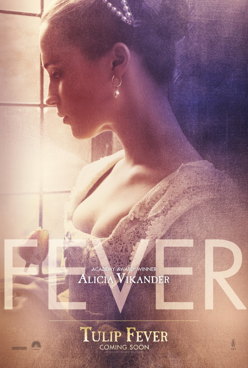 "Movie Review: ""Tulip Fever"""