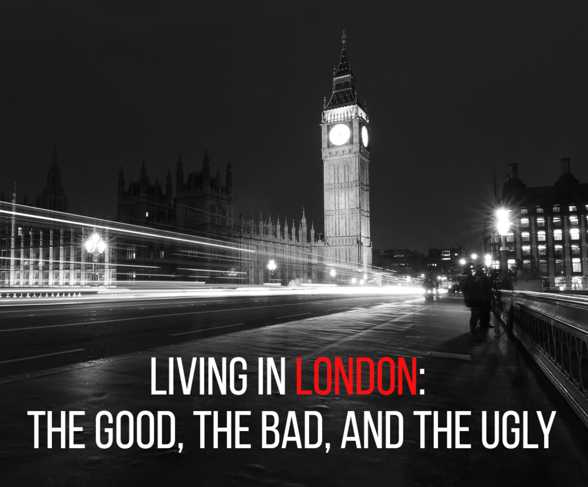 Find out about the pros and cons of living in London by reading on...