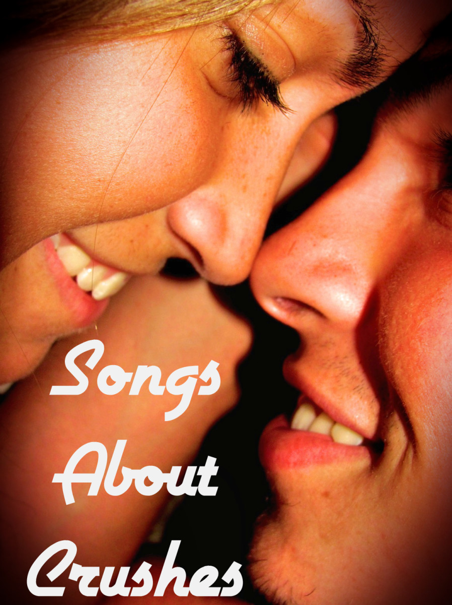 Songs about being attracted to someone