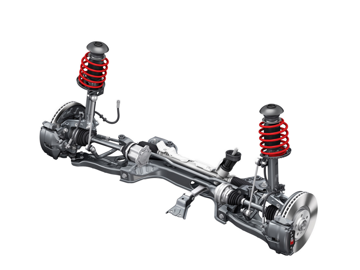 car suspension  handling axleaddict