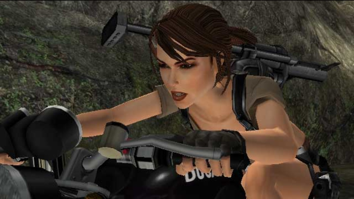 Tomb Raider Through the Technical Ages: Part II