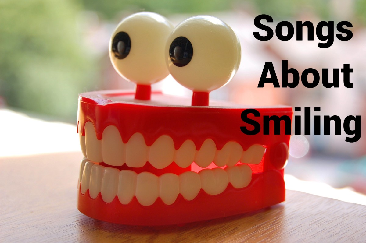 45 Songs About Smiling and Smiles