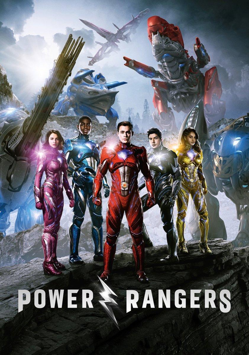 Power Rangers: A Millennial's Movie Review