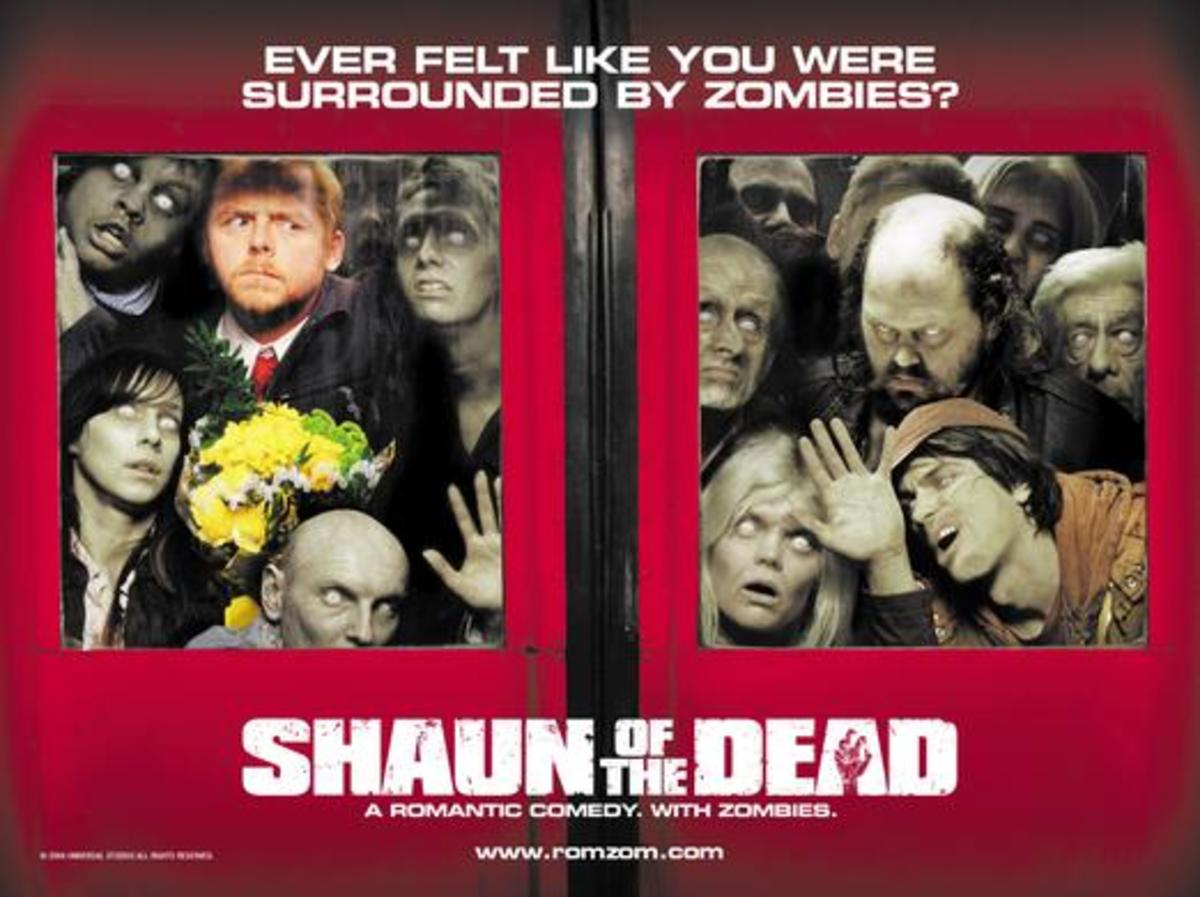 Should I Watch..? Shaun Of The Dead